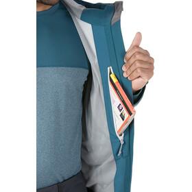 Berghaus Ridgemaster Vented Shell Jacket Herren smoke signal